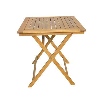 Folding Square Bistro Table Vietnam Folding Square Bistro Table