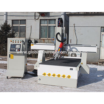 China Hot Sale Woodworking Equipment 1300 2500mm Working Area With