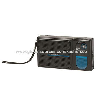 b6ae59f830f7 Hong Kong SAR Portable Radio from Kowloon Trading Company: Ka Shun ...