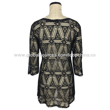China Women's lace blouses