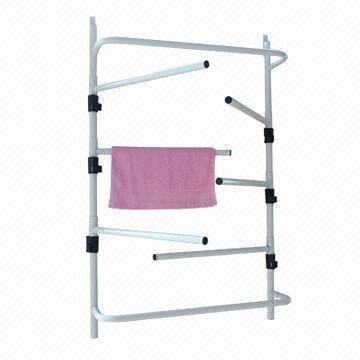 Good Taiwan Over Door Towel Rack With Powder Coated