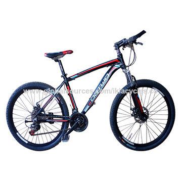 China Mountain bike, 26\'\' MTB bicycle, with disc-brake, steel frame ...