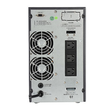 China Online high frequency UPS 3KVA/2 4KW pure sine wave