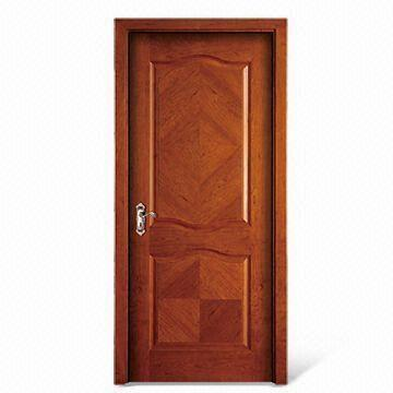 wood furniture door. china solid wood painting door with composite structure design, suitable for office use furniture