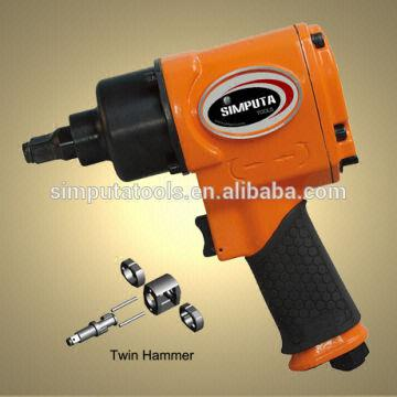 1/2'' Professional Air Impact Wrench /Air Tools / Twin
