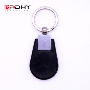 Colorful 125khz T5577 ABS RFID Keyfob for Time Attendance   Global