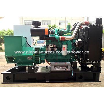 100kW natural gas generator biogas/LPG generator set