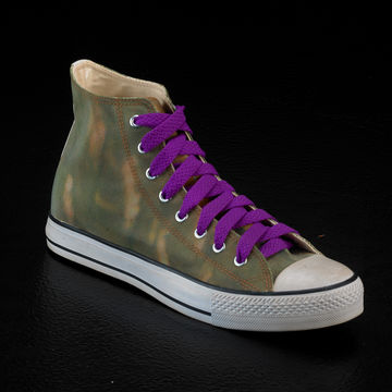 Taiwan OEM/ODM Reflective Printed Fabric Service Ideal Casual Shoes, Uppers/Vamps