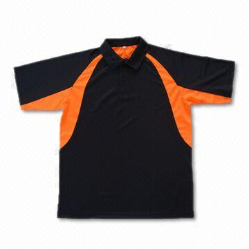 6f3b85ed Men's Mesh Dri-fit Polo T-shirts, Made of 100% Polyester and ...