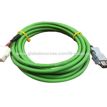 China Servo cable oil resistant wire robot electrical cable highly ...