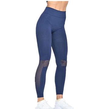 dba0e66982e35 China Sexy yoga dance pants thai yoga pants pattern mesh yoga pants ...