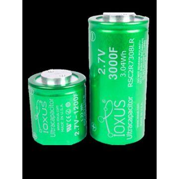Super capacitor, 2 7V 1200F 3000F IOXUS technologies