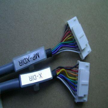 china yenoho yh yst025 smh250-nn 2 5mm wire harness assemblies