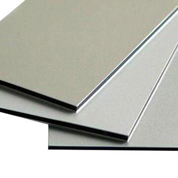 PVDF Coated Aluminum Composite Panel with Virgin PE or