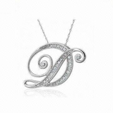 Fashion letter d pendant jewelry silver plated global sources pendant jewelry china pendant jewelry aloadofball Image collections