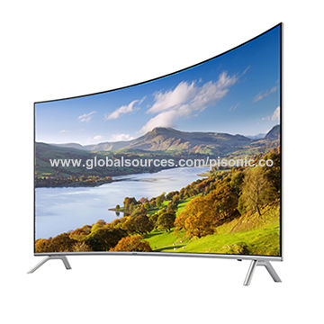 0e724d88f China Curved TV 65 inch smart tv   4k tv   android TV