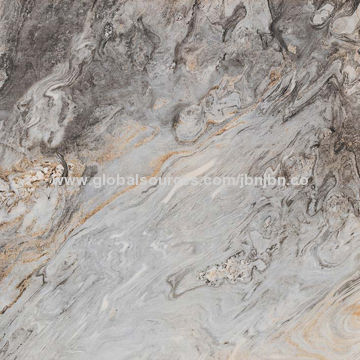 Natural stone look porcelain floor tile, SASO, SGS, BV, CIQ, SNI ...