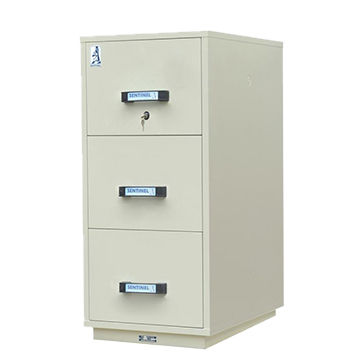 China Fire Resistant Cabinet Of Fire Proof Drawer Filing ...