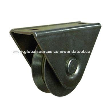 China Sliding gate wheel, Pulley wheel,Guide steel wheel