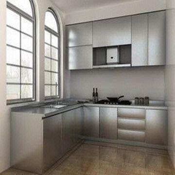Stainless Steel Kitchen Cabinet With Bench Granite Drawer And Hinge Global Sources