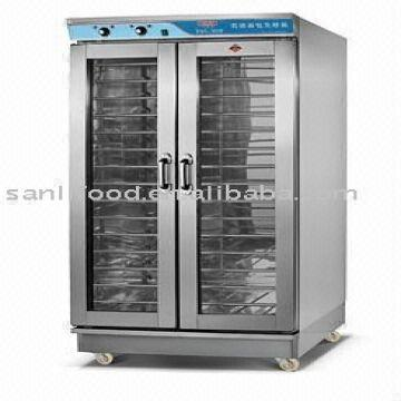 30 Trays Bread Proofer Machine | Global Sources