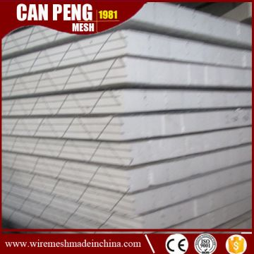 Evg 3D EPS Wire Steel Mesh Wall Panel | Global Sources