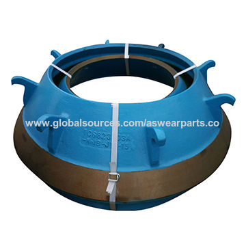 Wear Liners for Metso Cone Crushers HP300/HP400/HP4/HP500