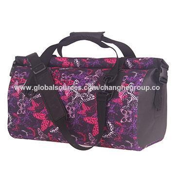 China 500D PVC tarpaulin waterproof duffel bag sports duffel bag ... 706833a40026c