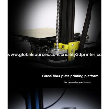China 3D CR-7 Mini Portable 3D Printer DIY Kit, Patent Desktop 3D Printer Taiwan Popular 3D Printer