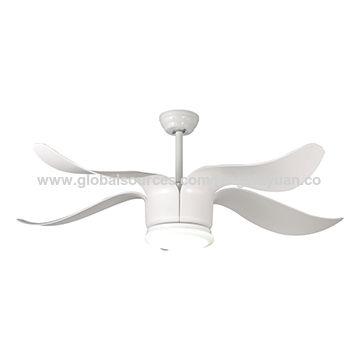 52 White Ceiling Fan