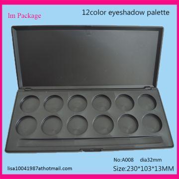165a7a9b984 China 12pcs Make Up Makeup Palette Empty Eyeshadow Powder DIY Depot Pans  32mm