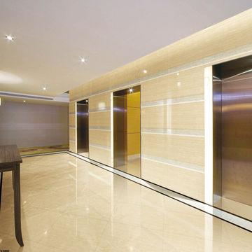 Homogeneous Polished Porcelain Floor Tiles Standard Size 600 X 600