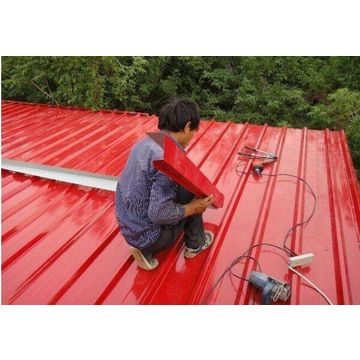 Allcare Roofing Amp China Yxb28 190 760 0 6mm