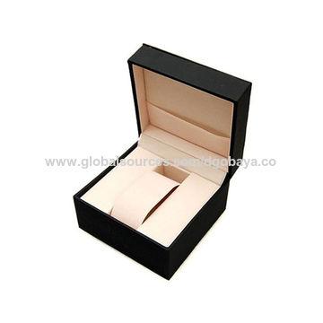 China Custom single Watch Paper Box Supplier China