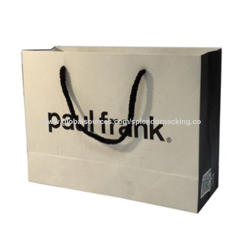 79c1ff3cfef0 China Paper bag art paper bag solid bleached board kraft paper are ...