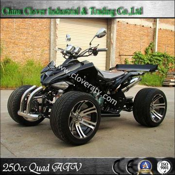 Fast Sd Kawasaki EEC 250CC Racing ATV Road Legal ATV 250CC ...