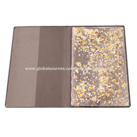 China Liquid filled PVC book cover from Huizhou Trading Company: Hot ...