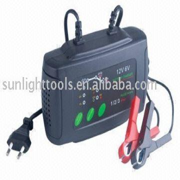 6 12v 1a 2a 3a portable led car battery charger b6002 global sources. Black Bedroom Furniture Sets. Home Design Ideas