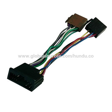china wire harness and assembly from dongguan manufacturer dongguan Wiring Harness Kit