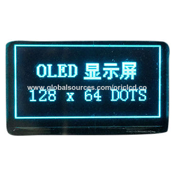1 3-inch OLED display module