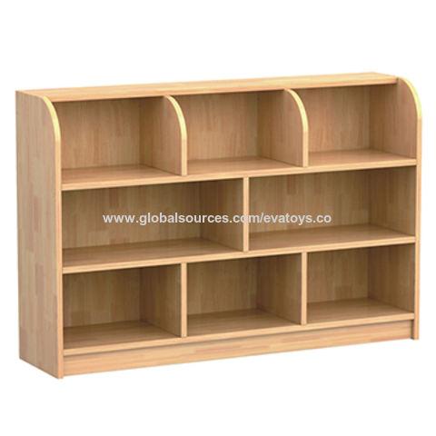 China High Quality Kids Bedroom Furniture Wooden Corner Storage Cabinet W08c205