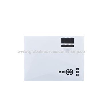 China Wifi Projector, UC46,UNIC 1200Lumens Best Small 800*480 VGA HD wifi LED Projector UC46
