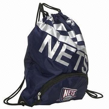 Promotional Drawstring String Bag Made Of Waterproof Nylon
