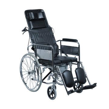 Groovy China Wheelchair From Foshan Manufacturer Caremax Machost Co Dining Chair Design Ideas Machostcouk
