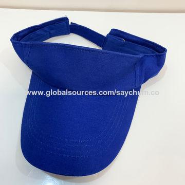China Adjustable Unisex Women Men s Summer Outdoor Sun Visor Hat ... cc5bd02f815