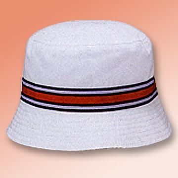 Hong Kong SAR White Canvas Bucket Hat ed1544bf384
