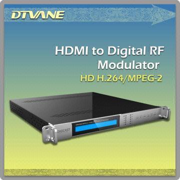 China Dmb 9582 Rf Modulator 2hdmi To Digital Modulatorhd
