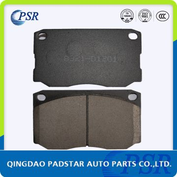 Wholesale Auto Parts Stamp Hole Disc BMW Brake Pads D1201 Global