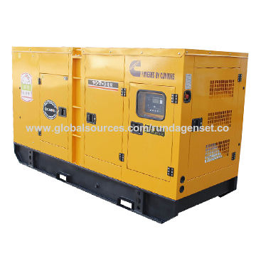 188kVA diesel generator set, driven with Stamford | Global Sources