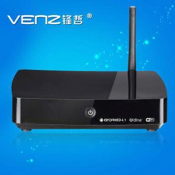 Amlogic 8726 Mx Cortex A9 Dual Core Android Smart Tv Box